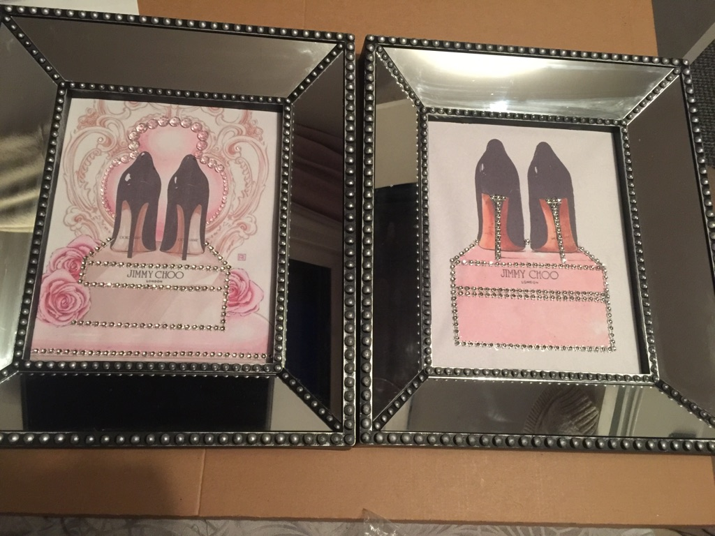 Hand made personalised pictures