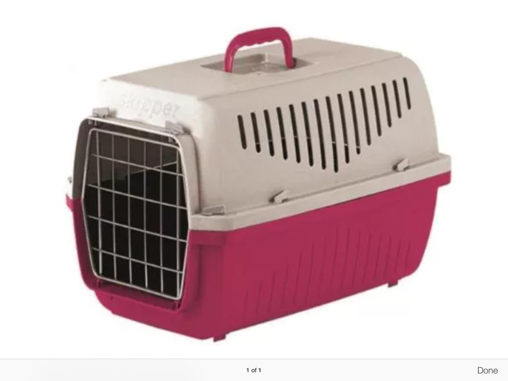 Cat/dog pet carrier