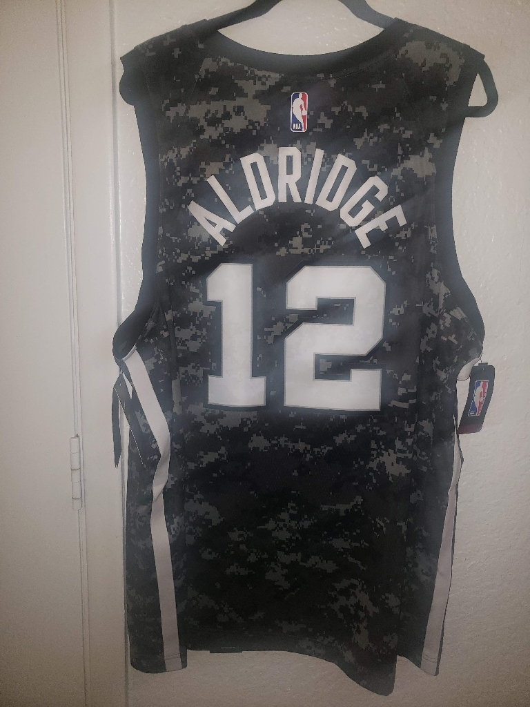 San Antonio Spurs Jersey