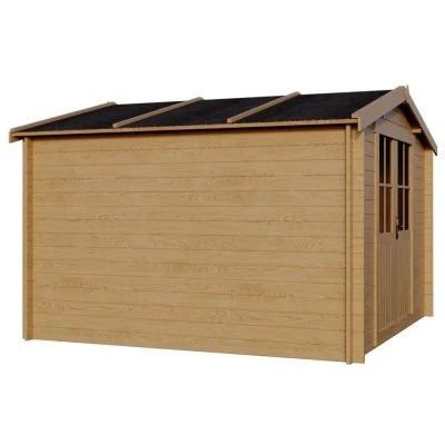 WOODEN GARDEN HOUSE 3.1X3M ⭐️