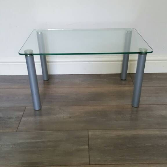 Small cristal table