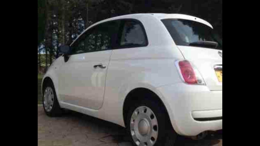 Fiat 500 POP 1.3 Petrol