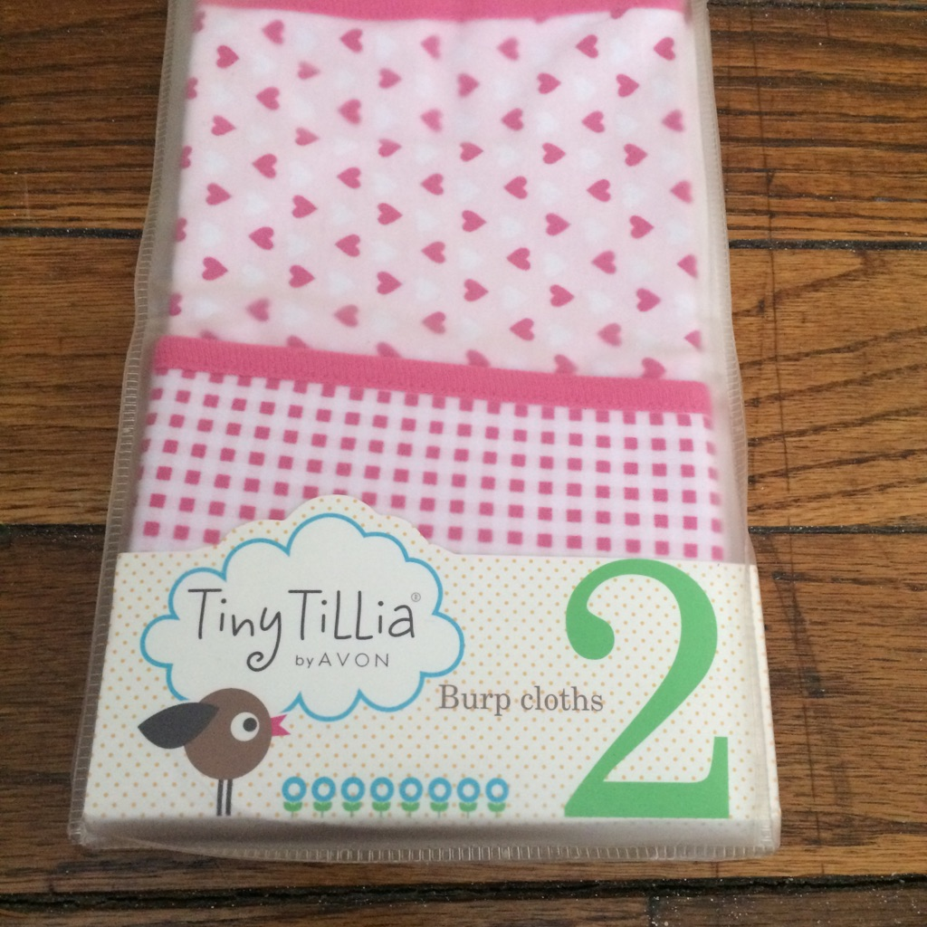 Tiny tilla brup cloths  $3