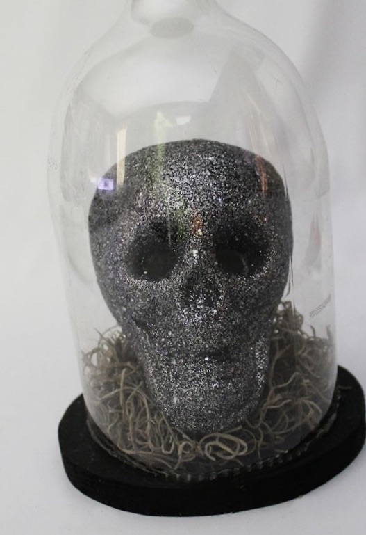 Halloween dome-handcrafted