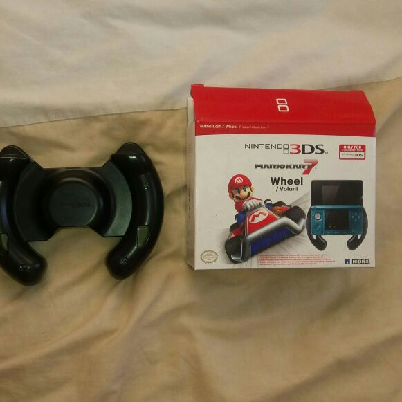 Mario kart wheel * new ( Nintendo 3DS )