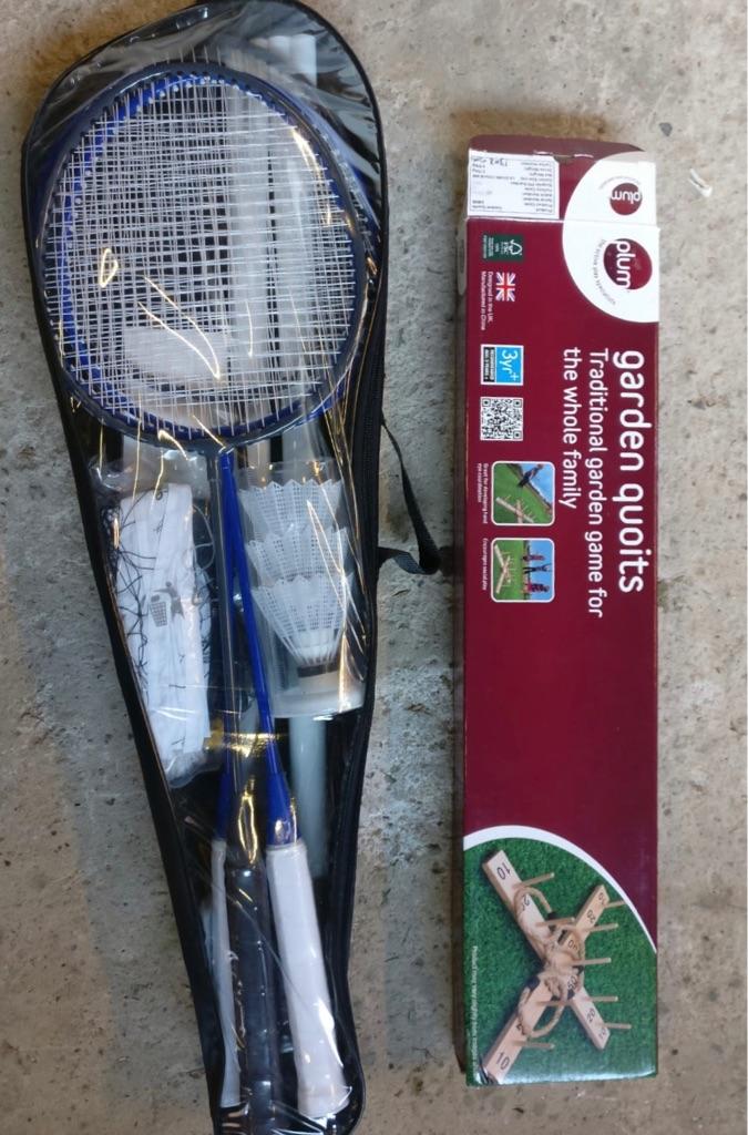 Badminton set new