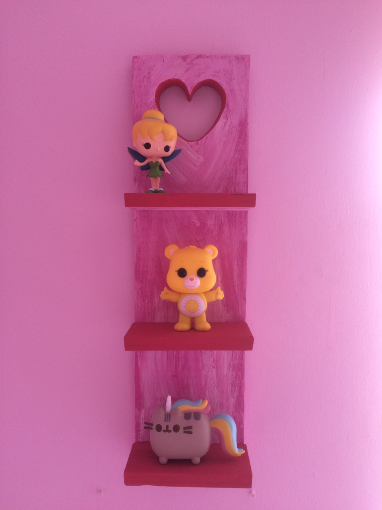 Princess shelves 💕
