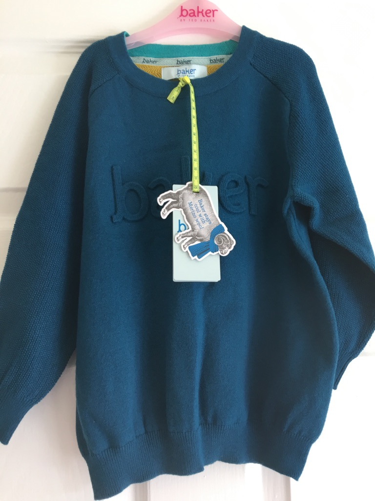 Ted Baker boys jumpers 5/6 Yrs