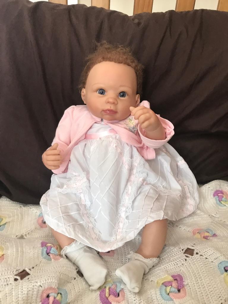 Gorgeous Linda Murray reborn doll