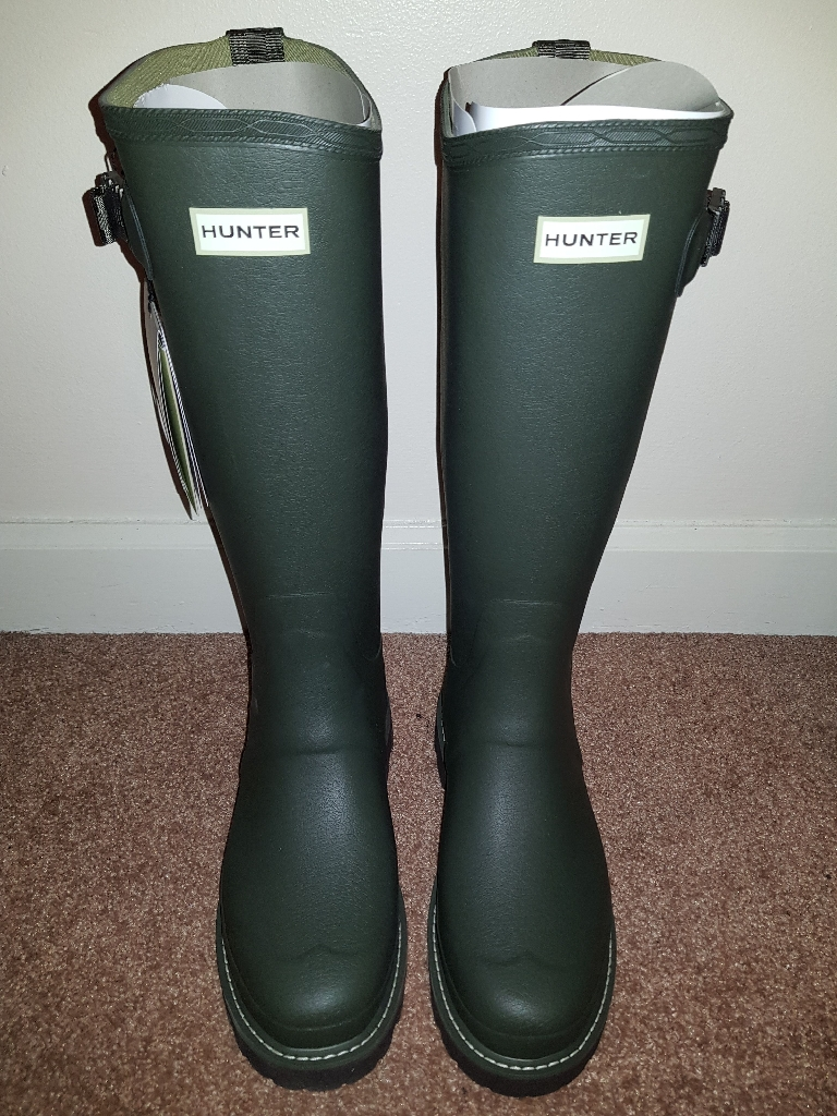 BRAND NEW Hunter wellington boots
