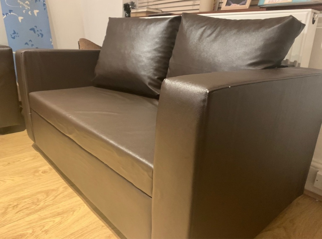 Two sofas for sale £500
