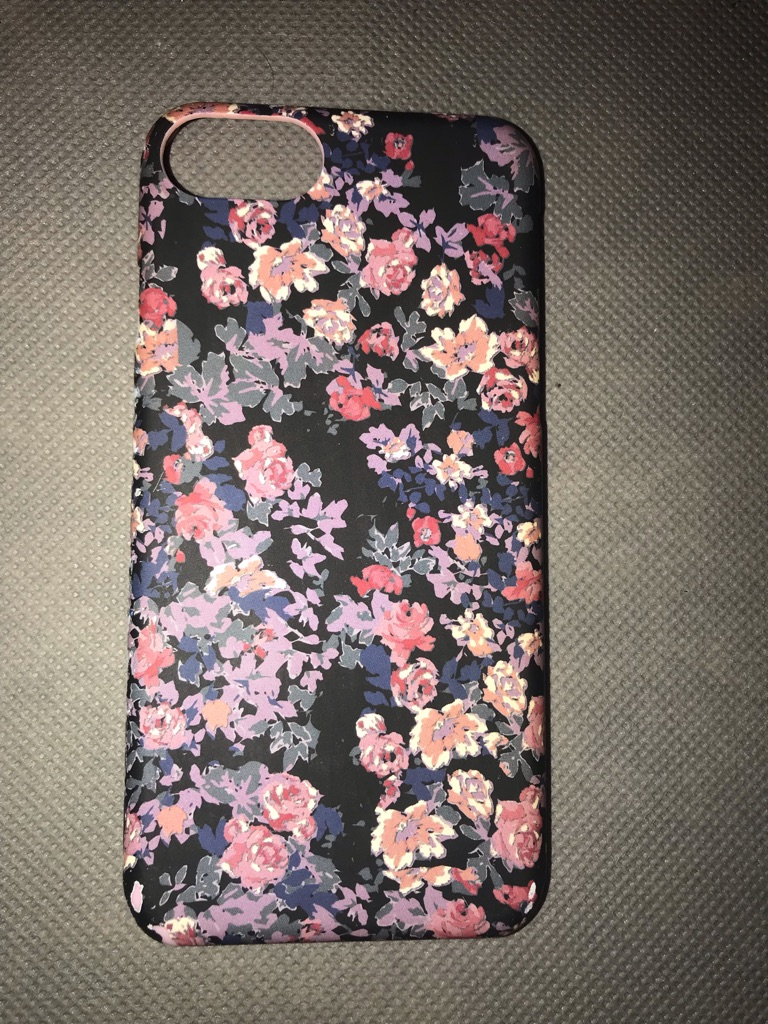 Floral Phone Case for iPhone 6 and 6S.