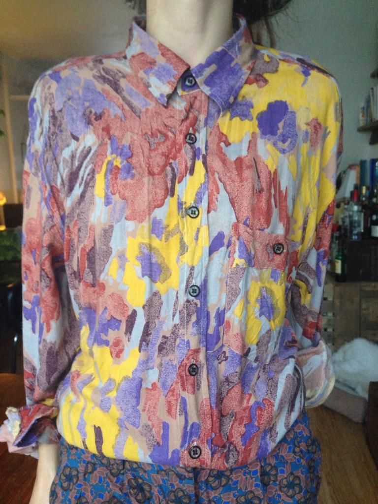 Arty shirt size 42