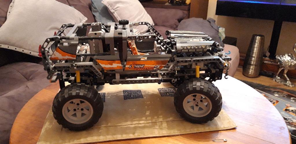 Lego technic 8296