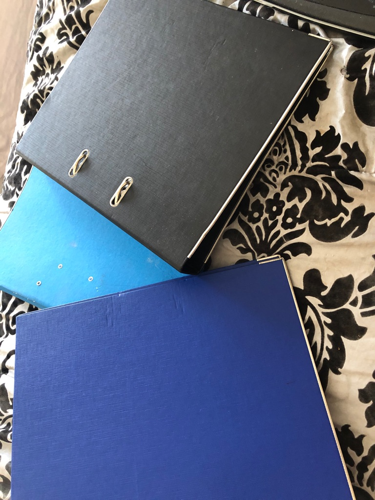 3 folders