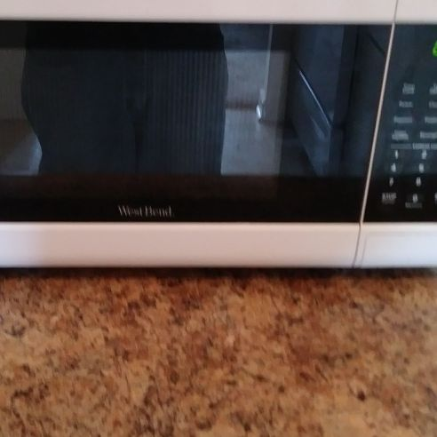West bend microwave
