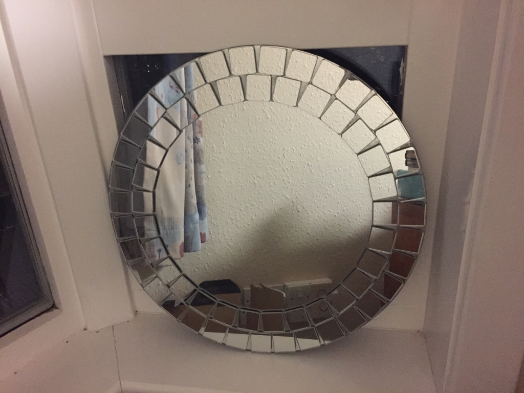 Beautiful vintage mirror for sale