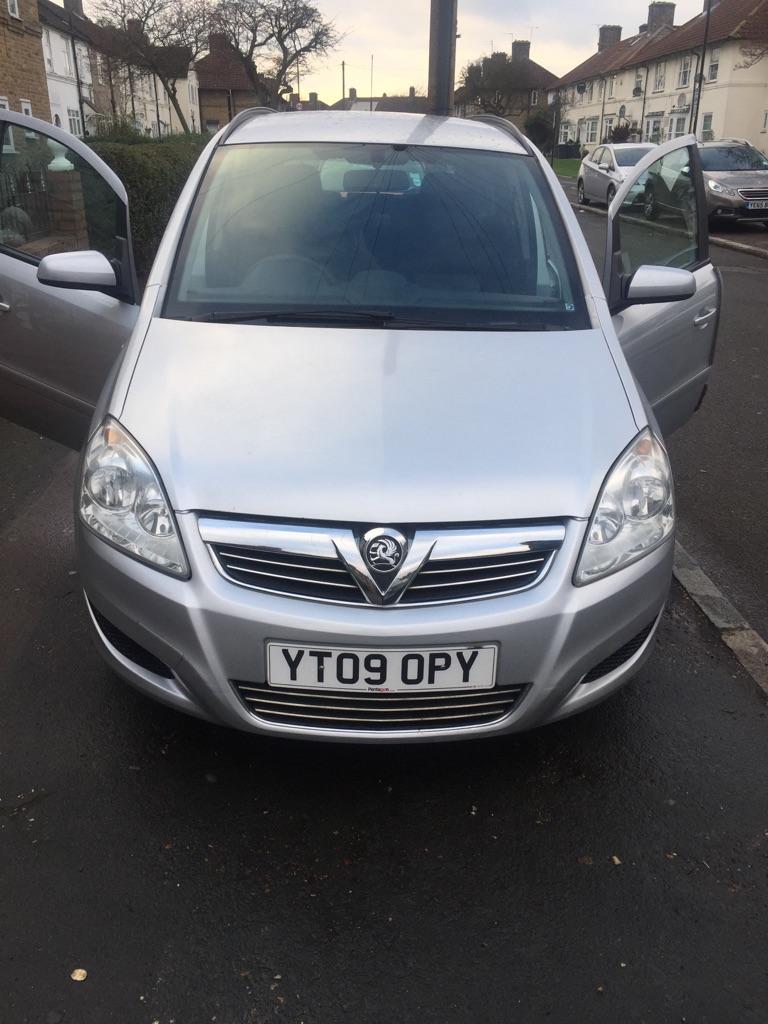 Vauxhall zafira 1.9 Turbo Diesel
