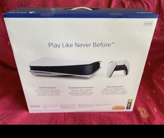 Playstation 5 / PS5 - Disc Edition