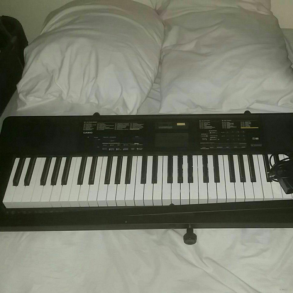 Casino piano