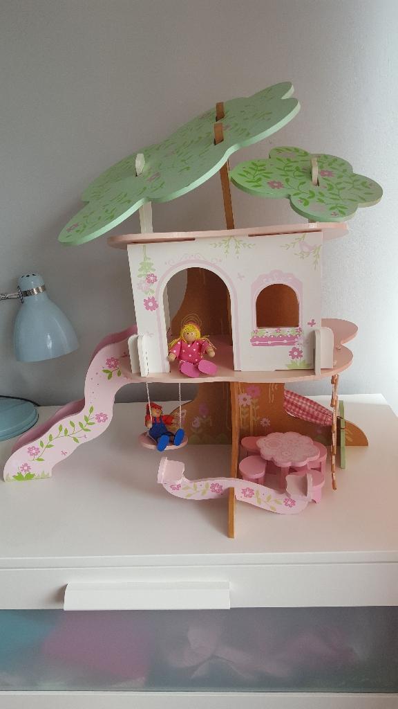 Elc rosebud treehouse
