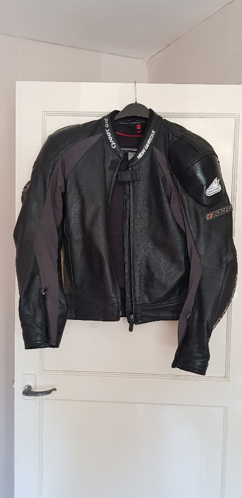 Hein Gericke motorcycle jacket