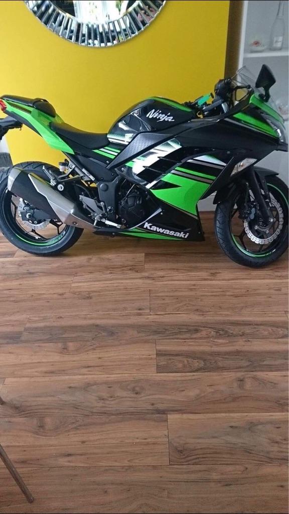Kawasaki Ninga KRT Edition 300 2016