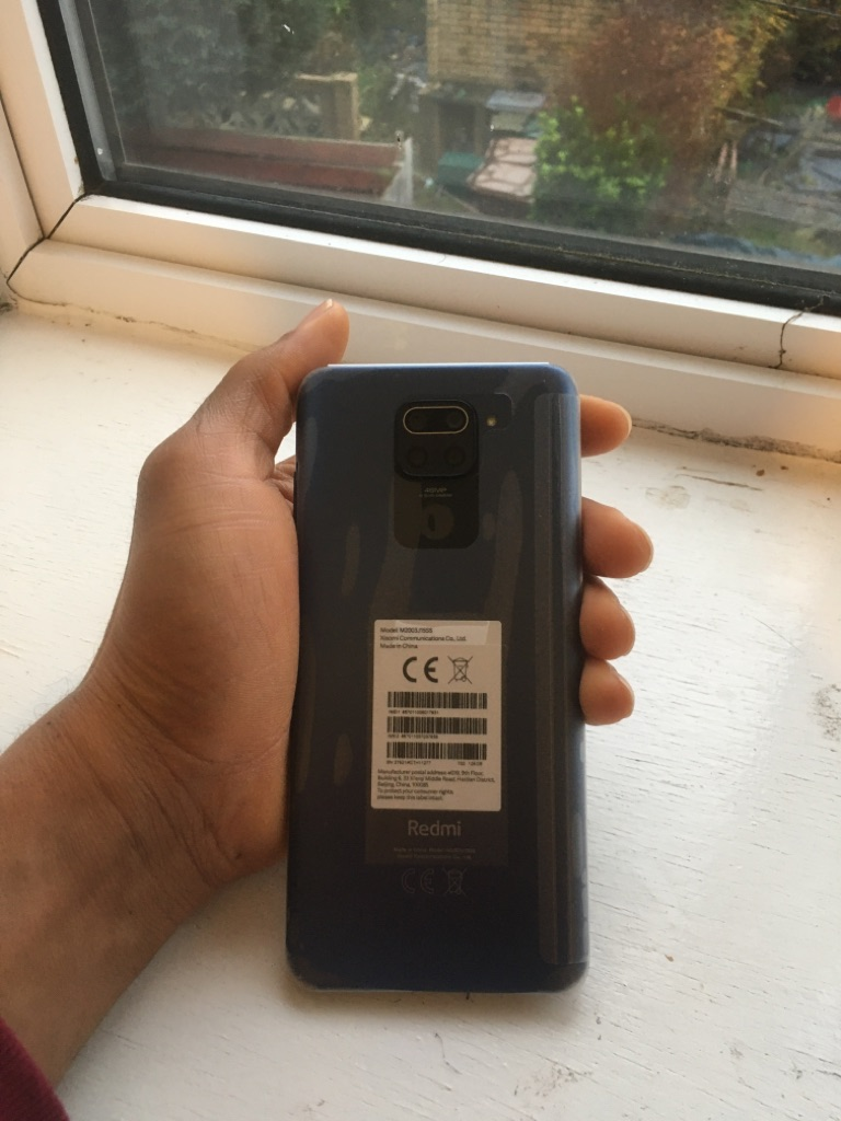Xiaomi Redmi Note 9 5g (Unlocked)