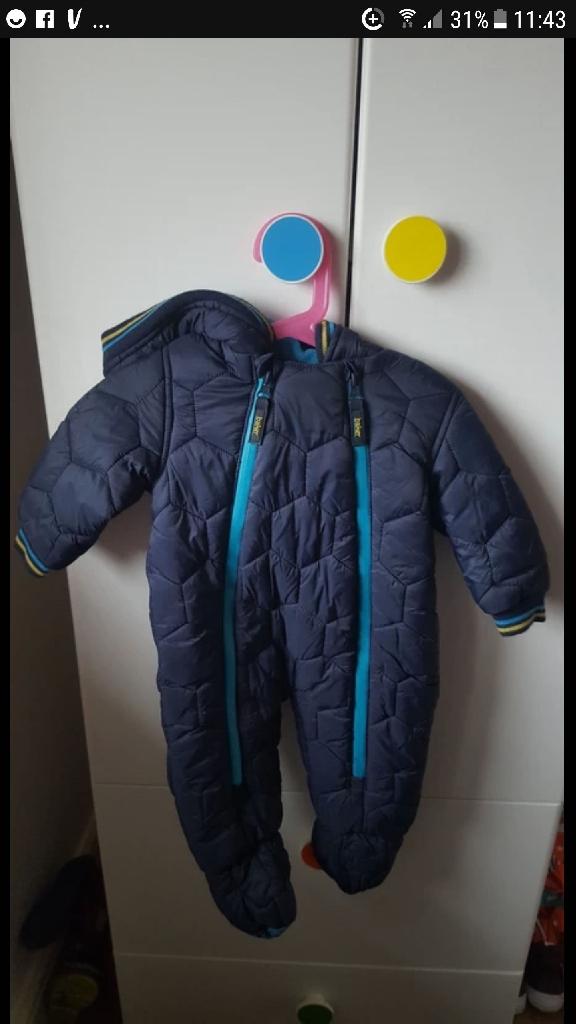 Ted Baker Snowsuit/ Pramsuit