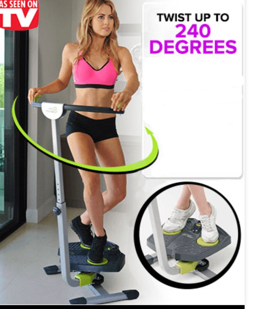 Twist & Shape Core Exercise Machine