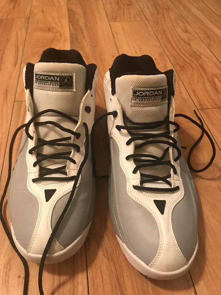 Size 11 Jordan's