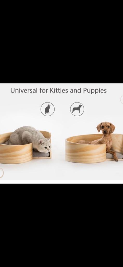 French Designer Pet Bed