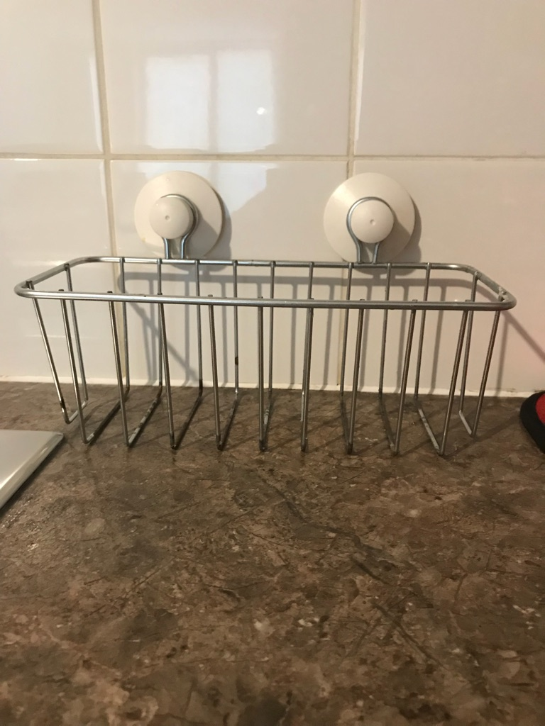 Kitchen Sink Tidy Sponge Holder