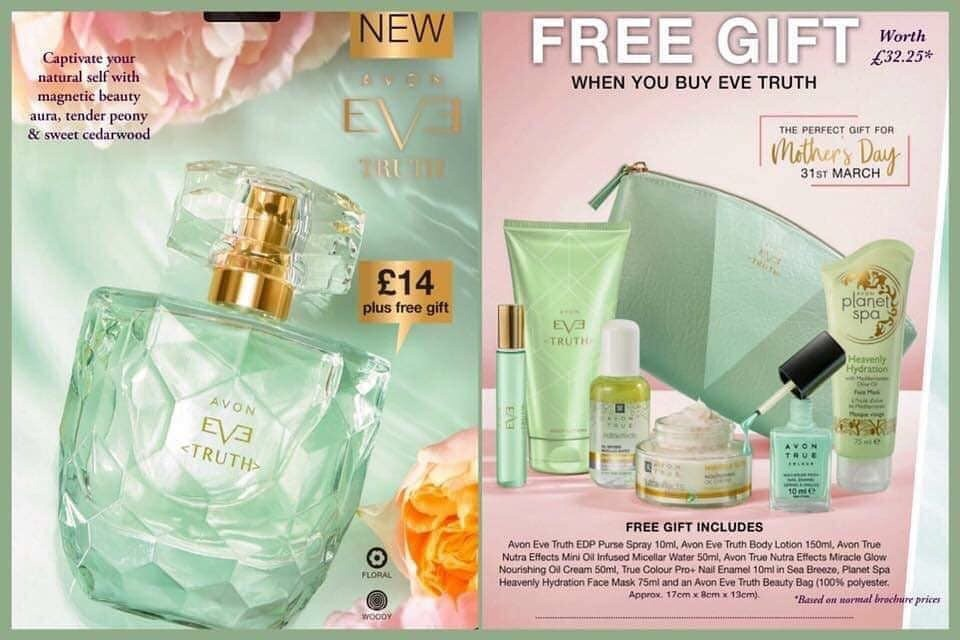 Eve Truth Perfume Set