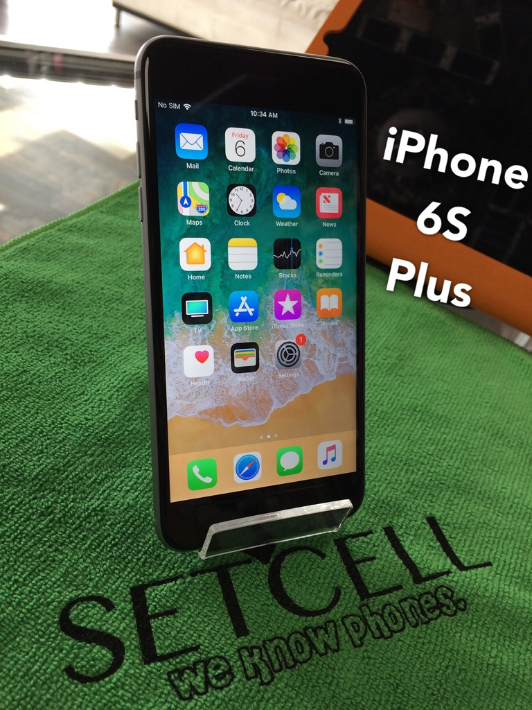 iPhone 6S Plus 128GB- Any Carrier