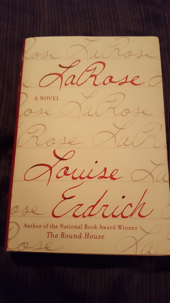 LAROSE LOUISE ERDRICH BY FRITZ METSCH FIRST EDITION
