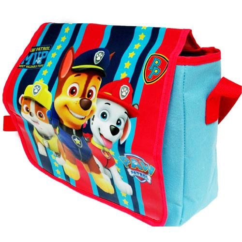 Boy's paw patrol messenger bag- book bag