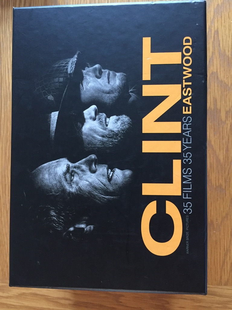 Clint Eastwood DVD Box set