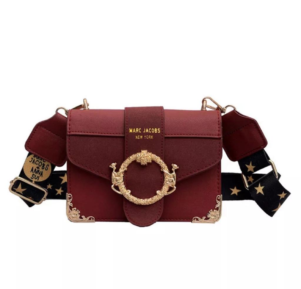 Great Burgundy Bag