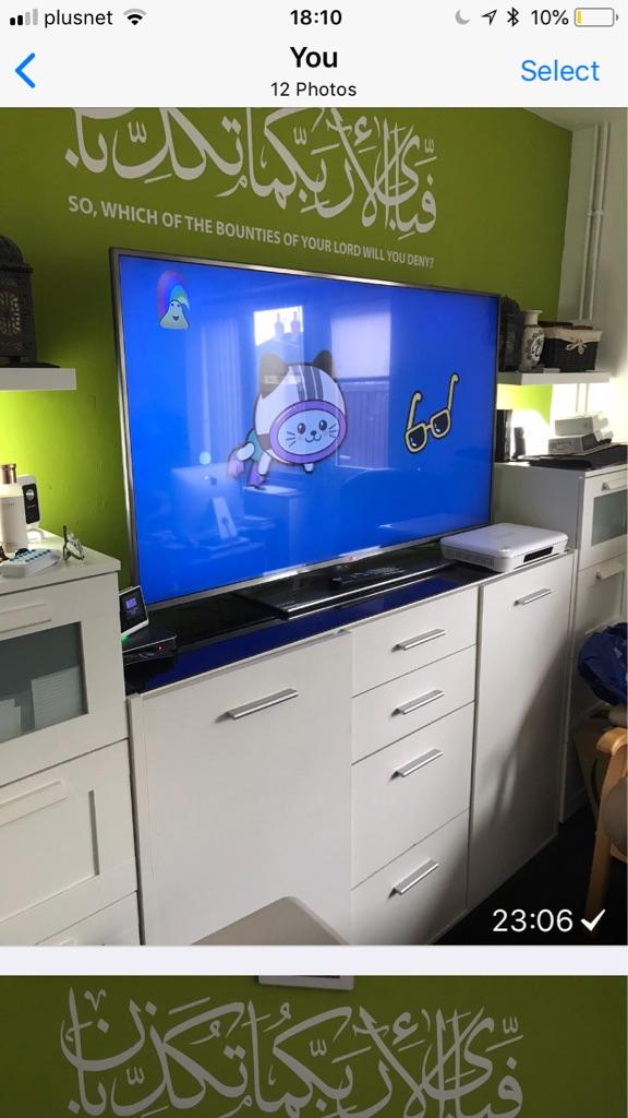 55 inch LG 3D LED 1080p FULL HD