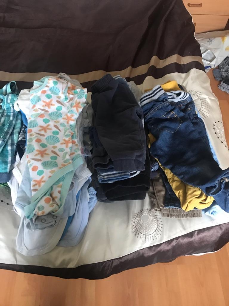 9-12 months clothes
