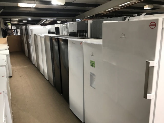 Huge range of DISCOUNTED Fridges from £80, 12Month Warranty, Graded.