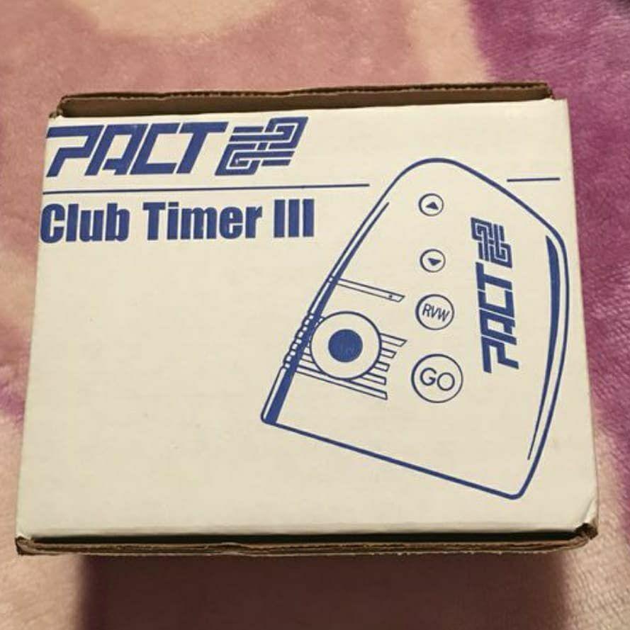Clubs timer