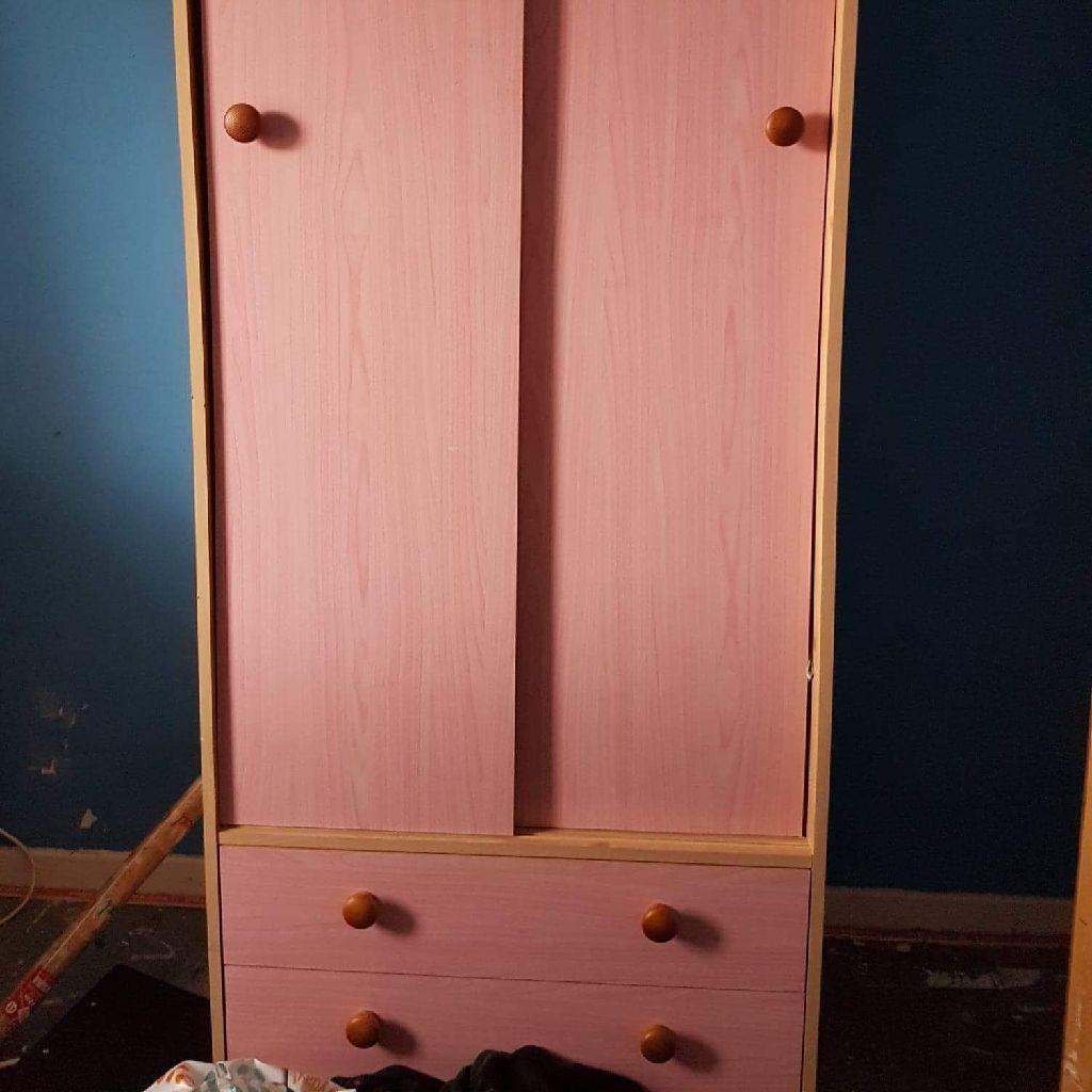 Pink wardobe