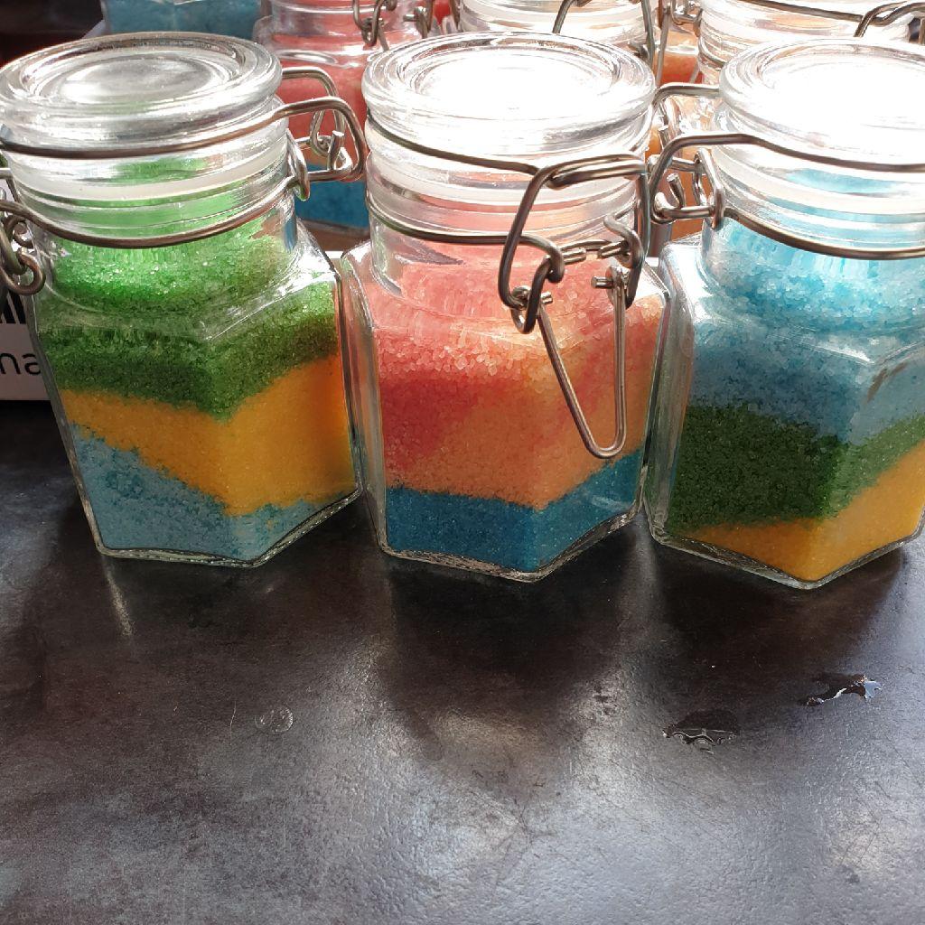Sherbet jars