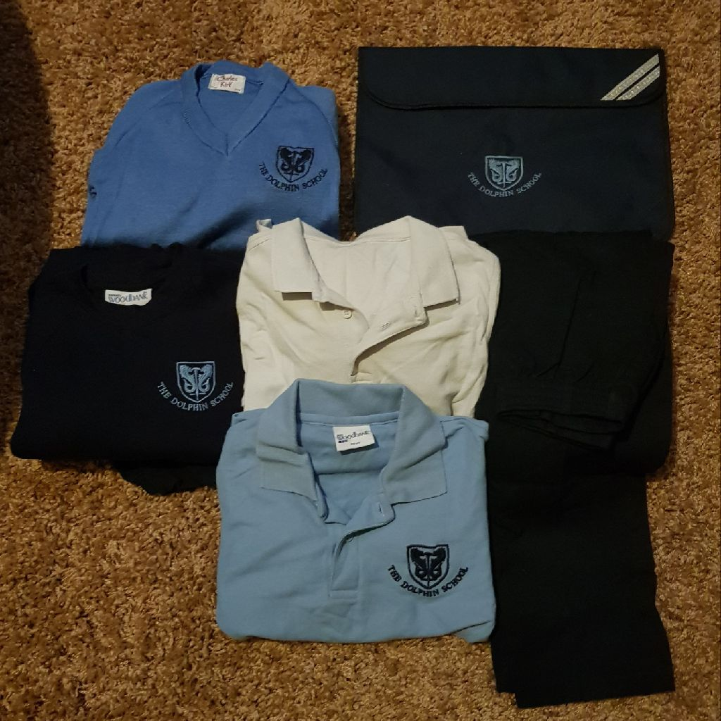 Dolphin School Uniform Bundle