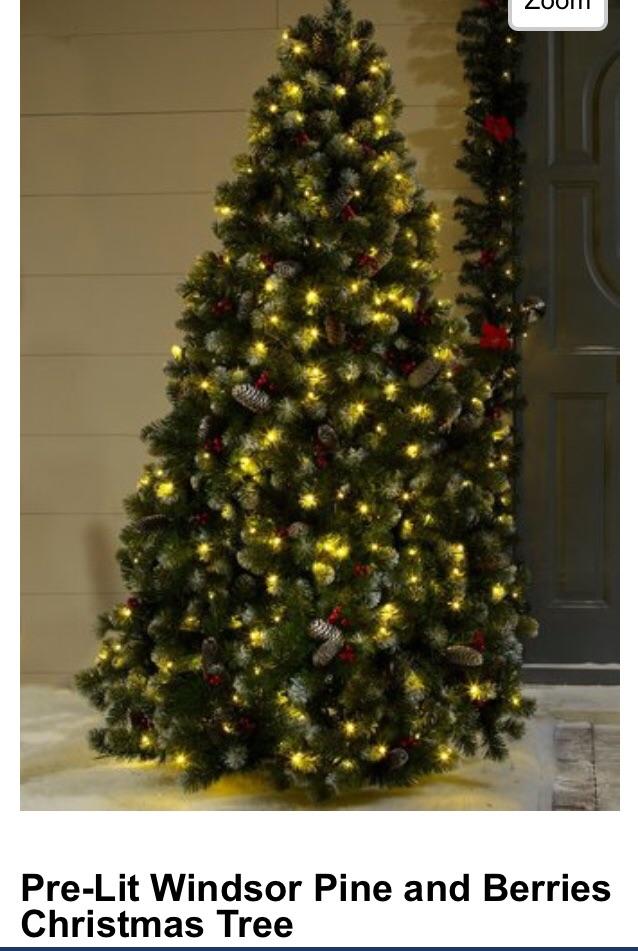 Brand new Christmas tree
