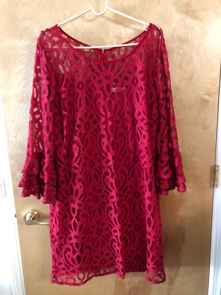 Ladies dress XL