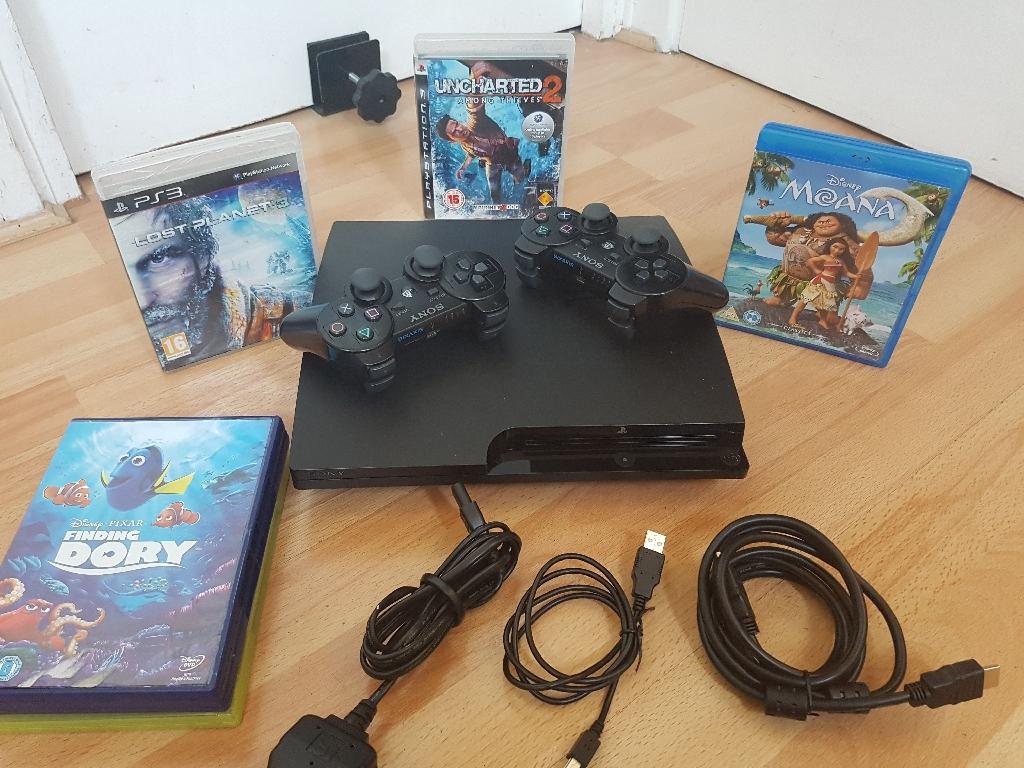Play station 3slim 320 GB