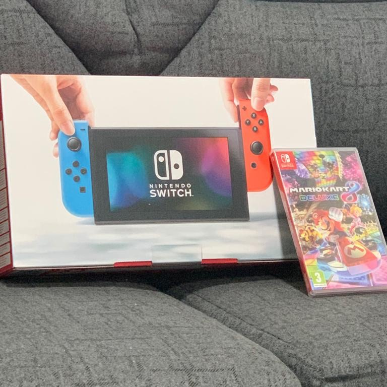 UNOPENED NINTENDO SWITCH